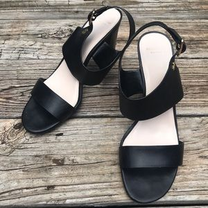 Cole Haan Open Toe Career Strappy